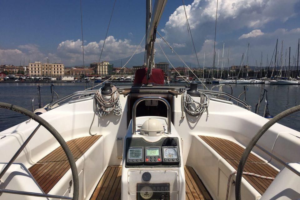Escursioni in barca a Vela da Catania