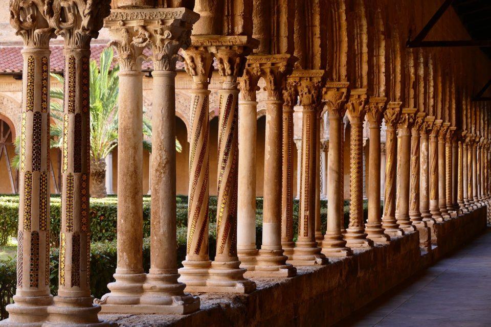 Unesco Tour - Chiostro di Monreale