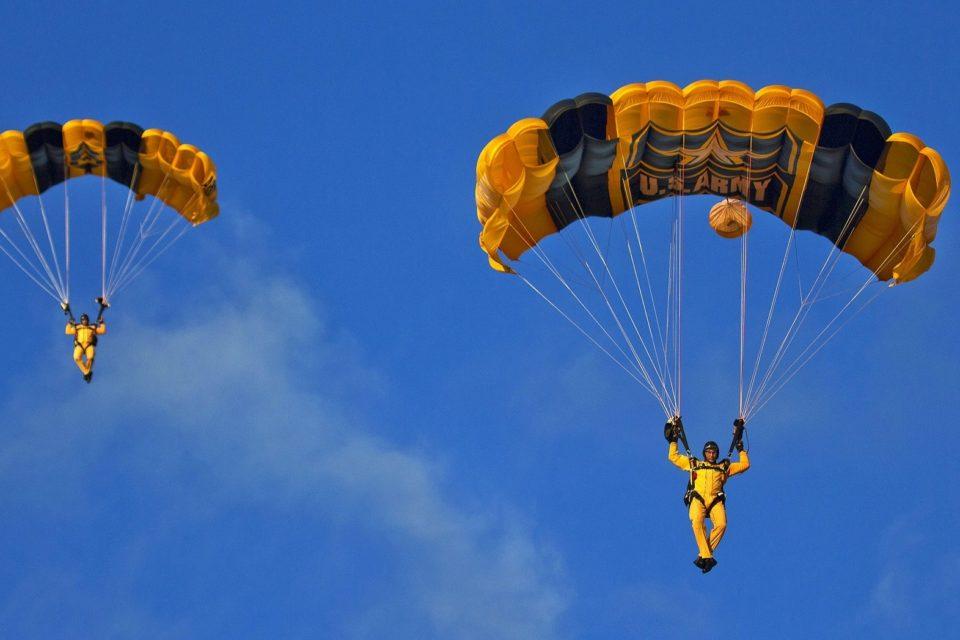 Paragliding Sicily