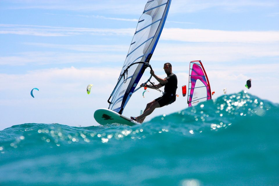 Windsurf Sicily Experience