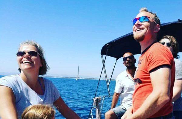 Minicrociera in barca a Vela a Catania