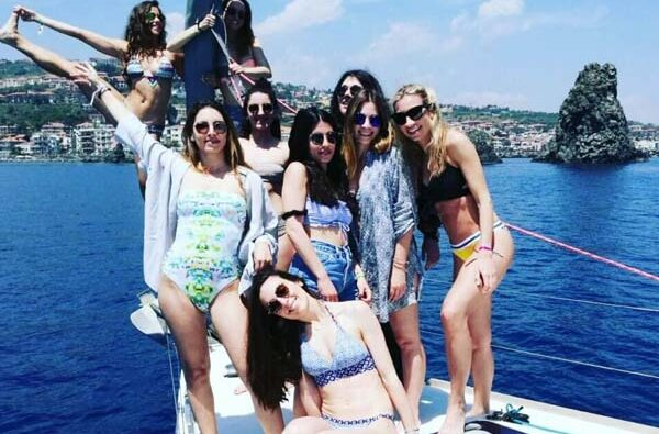 Full day Catania in barca a vela