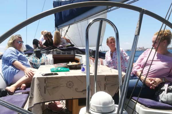 Catania Sailing Tour