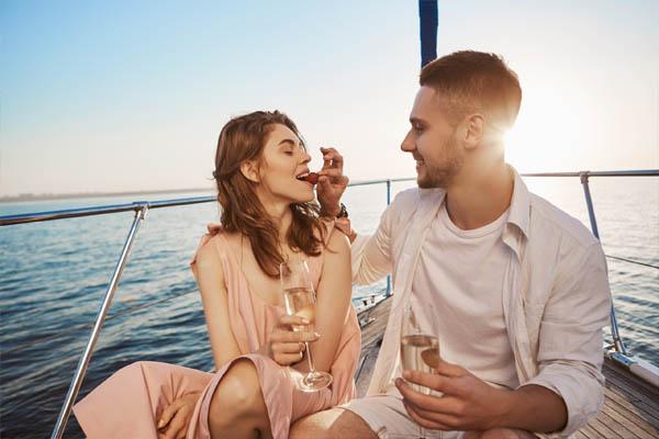 Crociera in barca a vela a Taormina