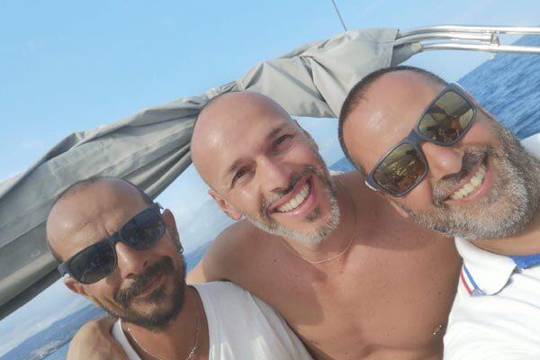 Escursione in barca a vela da Catania