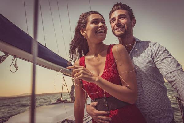 Escursione in barca a vela da Catania a Taormina
