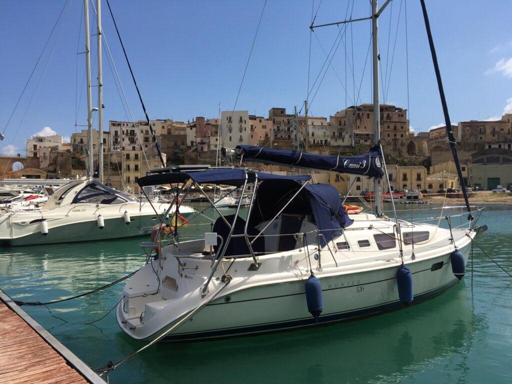 Minicrociera in barca a vela Riserva dello Zingaro da Castellammare del Golfo