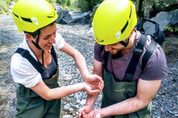 Body Rafting - River Trekking Gole Alcantara