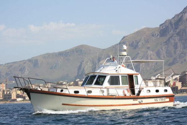 Escursioni in barca/yacht da Palermo