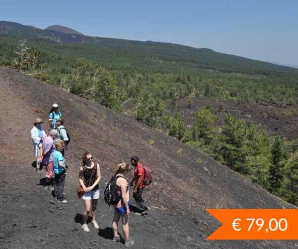 Escursione Etna e Gole Alcantara