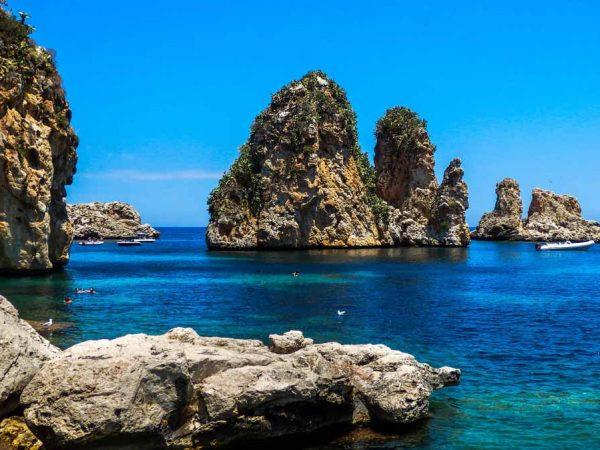 Faraglioni di Scopello - Sicilia