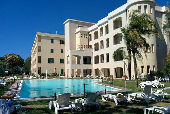 Grand Hotel Parco Augusto